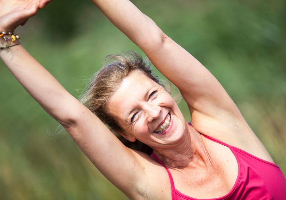 Hormonyoga Programm mit Wiebke
